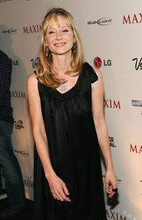 Anne Heche at the MAXIM Magazine 100th Issue Celebration.