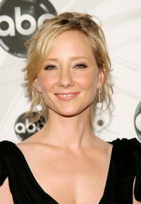 Anne Heche at the ABC Upfront presentation.