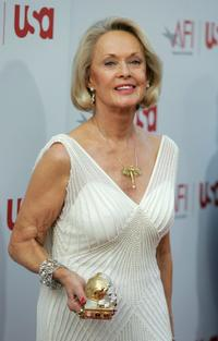 Tippi Hedren at the 34th AFI Life Achievement Award.