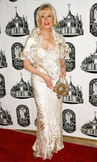 Tippi Hedren at the Academy of Magical Arts Awards.
