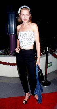 Elaine Hendrix at the California premiere of
