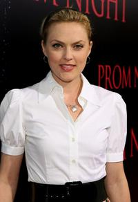 Elaine Hendrix at the world premiere of