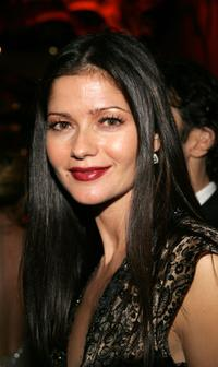 Jill Hennessy at the Miramax 2005 Golden Globes After Party.
