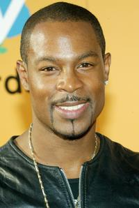 Darrin Henson at the 2005 BET Comedy Icon Awards.