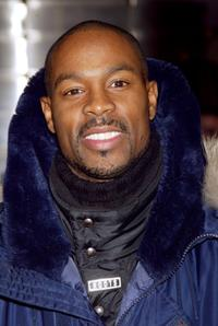 Darrin Henson at the special screening of