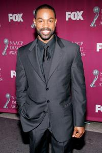 Darrin Henson at the 36th NAACP Image Awards.