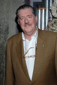 Edward Herrmann at the live reading of the screenplay 'Casablanca' presented by The Actors' Fund of America at the Pantages Theater.