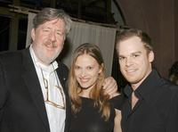 Edward Herrmann, Vinessa Shaw and Michael C. Hall at the Showtime's Tribeca Film Festival Bash in New York City.