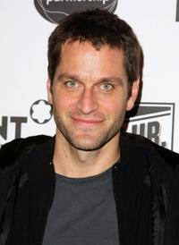 Peter Hermann at the Montblanc Presents the 8th Annual 24 Hour Plays on Broadway.