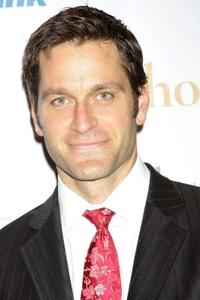 Peter Hermann at the Safe Horizon Champion Awards Luncheon.