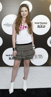 Daveigh Chase at the Fox Network New Season Launch Event party.