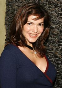 Laura Harring at Showtime's Tribeca Film Festival Bash.