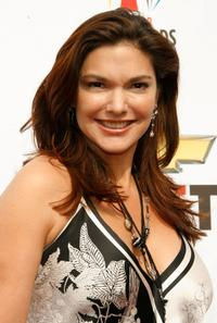Laura Harring at the 2007 NCLR ALMA Awards.