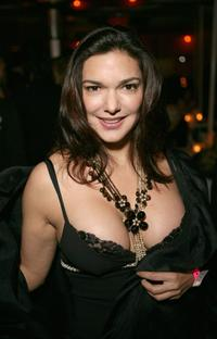 Laura Harring at the Radar Magazine's 1st annual Hollywood launch party.
