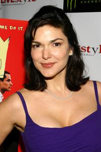 Laura Harring at the after party for the premiere of