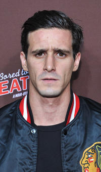James Ransone at the New York premiere of