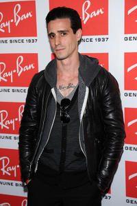 James Ransone at the Ray-Ban Aviator re-launch event in New York.