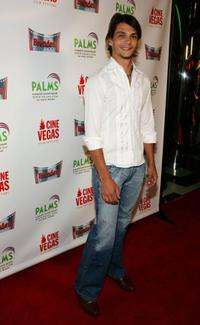 Trent Ford at the screening of