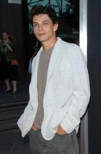 Trent Ford at the special VIP screening of