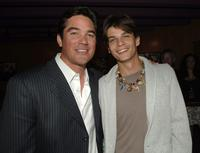Dean Cain and Trent Ford at the screening of