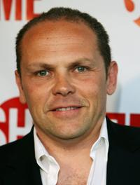 Kevin Chapman at the California premiere of