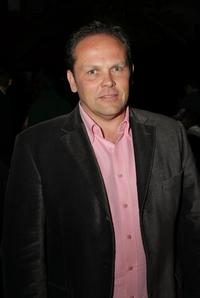 Kevin Chapman at the after party for the opening night of Beverly Hills Film Festival.
