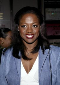 Viola Davis at the 49th Annual Drama Desk Awards.