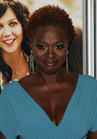 Viola Davis at the New York premiere of