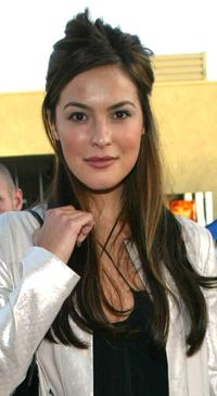 Sasha Barrese at the WB Television Network's 2003 All Star Party.