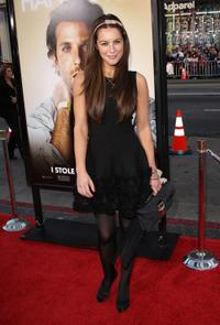Sasha Barrese at the Los Angeles premiere of
