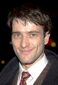 Ed Stoppard at the premiere of