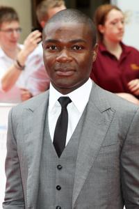 David Oyelowo at the Philips British Academy Television Awards.