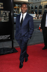 David Oyelowo at the California premiere of