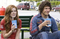 Denise (Isla Fisher) is unaware of Rod Kimble's (Andy Samberg) true feelings for her in