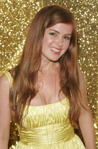Isla Fisher at the D&G Cannes Party during the 59th International Cannes Film Festival.