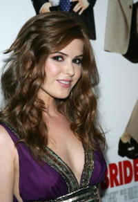 Isla Fisher at the
