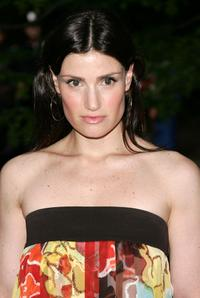 Idina Menzel at the opening night of