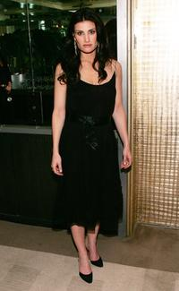 Idina Menzel at the afterparty of the premiere of