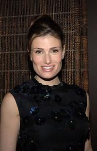 Idina Menzel at the Tribeca Film Institute Gala Benefit.