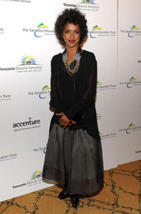 Lauryn Hill at the Tanzania Education Trust New York Gala.