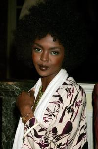Lauryn Hill at the Tinseltown To Gotham Pre-Oscar Event.