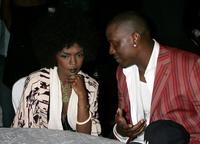 Lauryn Hill and Tyrese at the Tinseltown To Gotham Pre-Oscar Event.