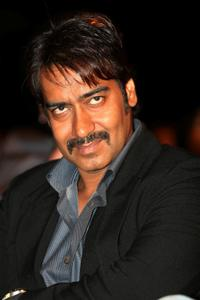 Ajay Devgan at the Stardust Awards.