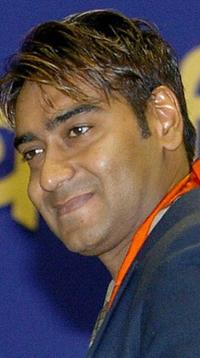 Ajay Devgan at the 50th National Film Awards ceremony.
