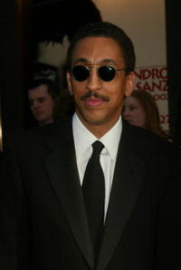 Gregory Hines at the 56th Annual Tony Awards.