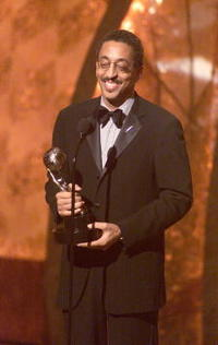 Gregory Hines at the 33rd NAACP Image Awards.