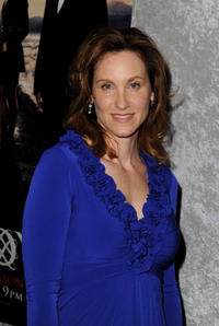 Judith Hoag at the Season 5 California premiere of