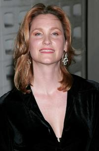 Judith Hoag at the premiere of