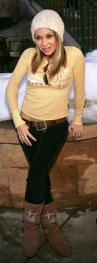 E.G. Daily at the 2005 Sundance Film Festival.