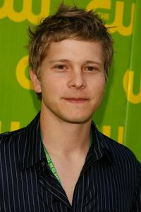 Matt Czuchry at the CW Launch party.